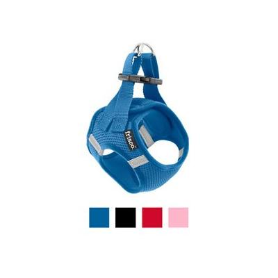 Frisco Soft Vest Dog Harness, Blue, 18 to 21-in; The Frisco Soft Vest Dog Harness is an easy-to-use harness that is great for a pup on the go. It is made with soft, breathable mesh to provide your dog with a comfortable and functional harness that will...