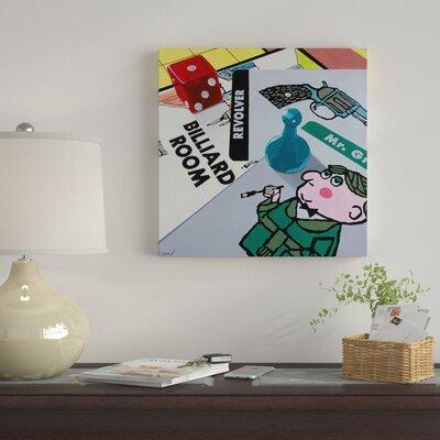 East Urban Home 'Get A Clue' By Francis Ward Graphic Art ...