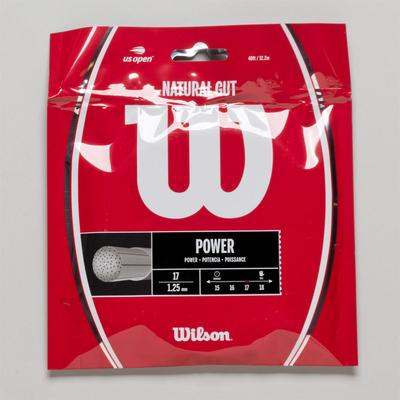Wilson Natural Gut 17 Tennis String Packages