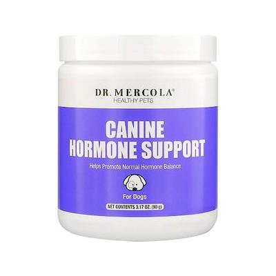 Dr. Mercola Canine Hormone Support Dog Supplement, 3.17-oz jar