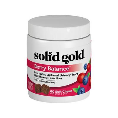 Solid Gold Supplements Berry Balance Urinary Tract Health...