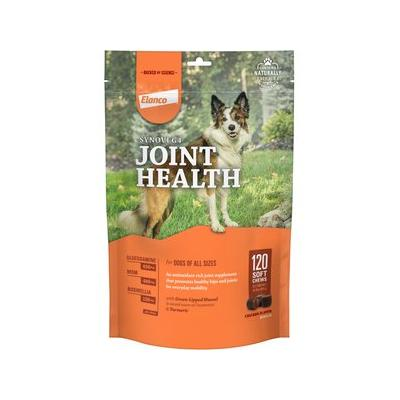 Synovi G4 Joint Health Soft Chews for Dogs, 120-count bottle