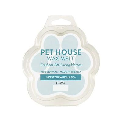 Pet House Mediterranean Sea Natural Soy Wax Melt, 3-oz