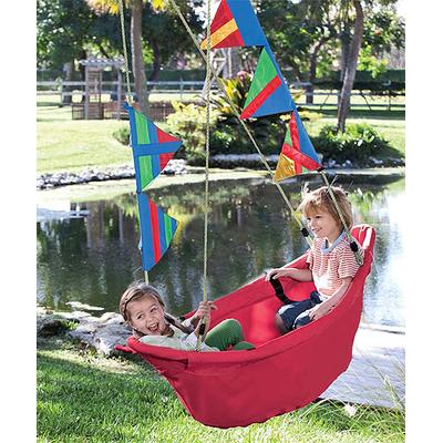 Kids' Boat Swing