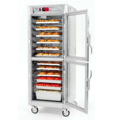 Metro C589-SDC-UPDC Full Height Mobile Heated Cabinet w/ (17) Pan Capacity, 120v