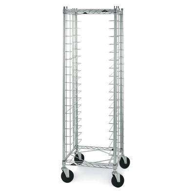 Metro RE3 21.75W 20-Bun Pan Rack w/ 3 Bottom Load Slides