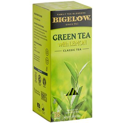 Bigelow Tea Green Tea with Lemon - 28/Box