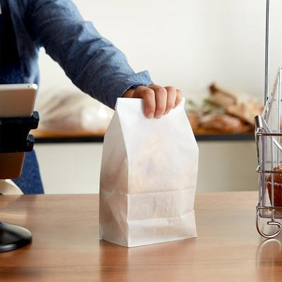 Ocean Pacific 4 lb. Waxed Paper Bag - 1000/Case