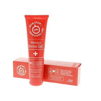 Veterinus Derma GeL Wound Care Gel, 3.4-oz tube