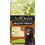 AvoDerm Healthy Weight Turkey Meal Formula Grain-Free Dry Dog Food, 4-lb bag