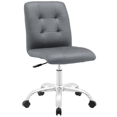 Prim Mid Back Office Chair EEI-1533-GRY