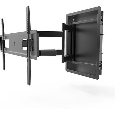 Kanto R500 Recessed Articulating TV Mount- Large