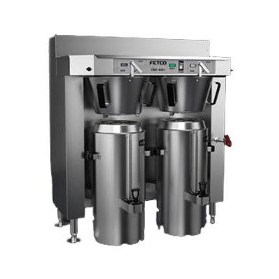 Fetco IP44-62H-30 Automatic Twin Coffee Brewer w/ 12 gal/hr Output, 220-240v/3ph on Sale