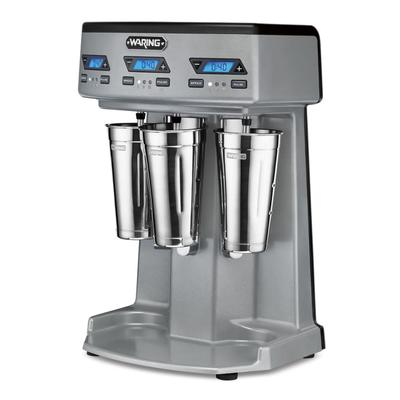 Waring WDM360TX Triple Spindle Drink Mixer - (3) Speed, 120v on Sale