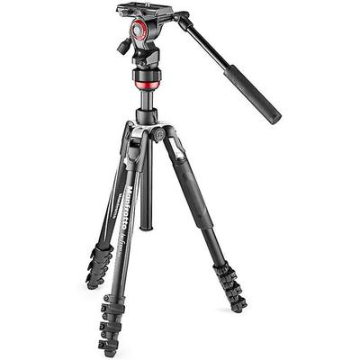 Manfrotto Befree Live Aluminum Lever Lock Video Tripod