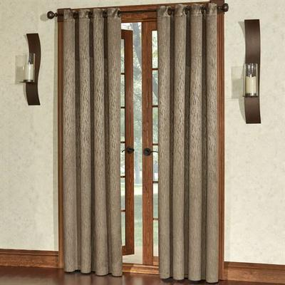 Essential Blackout Grommet Curtain Panel, 56 x 84, Bronze