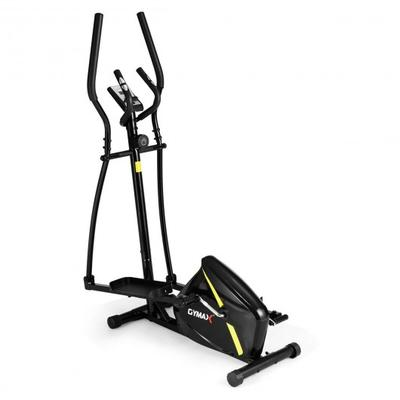 This magnetic elliptical machine trainer is designed to satisfy your workout needs at home, in the office, or in your gym.