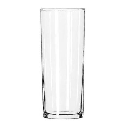 Libbey 95 11 oz Straight Sided Zombie Glass - Safedge Rim Guarantee on Sale