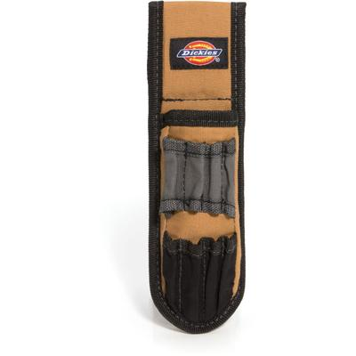 Dickies 9-Compartment Standard Pliers And Tool Holder - Brown Duck Size One (L10071)
