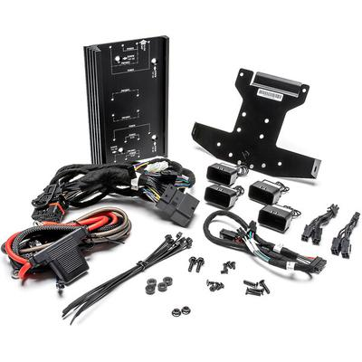 Rockford Fosgate RFK-HD14 Amp Kit for 2014+ HD Motorcycles