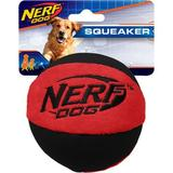 Nerf Dog Squeaker Trackshot Ball Dog Toy