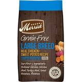 Merrick Grain Free Large Breed Dry Dog Food Real Chicken & Sweet Potato Recipe, 22-lb bag