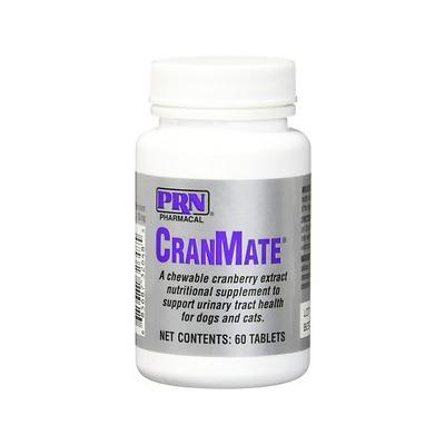 PRN Pharmacal CranMate Dog & Cat Supplement, 60 count