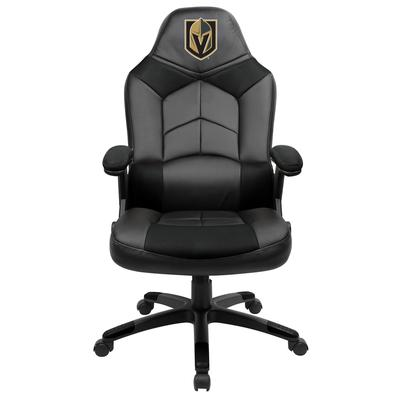 Imperial Black Vegas Golden Knights Oversized Game Chair