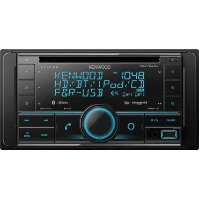 Kenwood Excelon DPX794BH CD Receiver