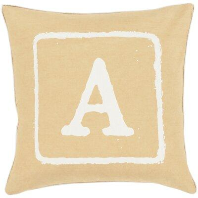 Cotton Throw Pillow Cover