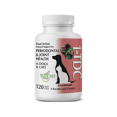 1-TDC Periodontal & Joint Health Dog & Cat Supplement, 120 count