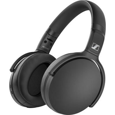Sennheiser over-ear wirless headphones (black)
