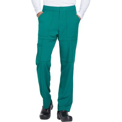 Dickies Men's Dynamix Cargo Scrub Pants - Hunter Green Size 2Xl 2Xl (DK110)