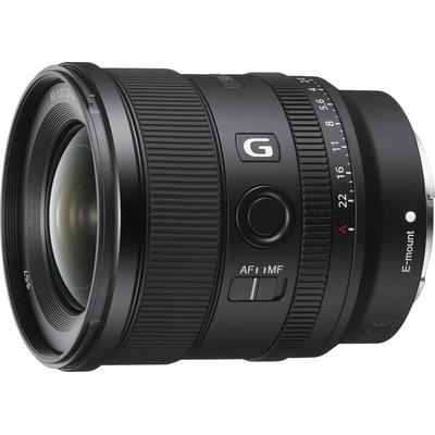 Sony SEL20F18G E-Mount 20mm f/1.8G