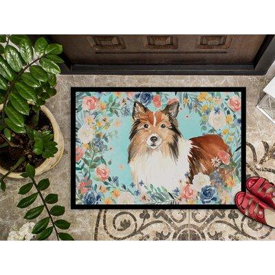 Must Have August Grove Bird Of Paradise Non Slip Outdoor Door Mat Mat Synthetics In Navy Pink Teal Size Rectangle 2 6 X 4 2 Wayfair Dm289g From August Grove Accuweather Shop
