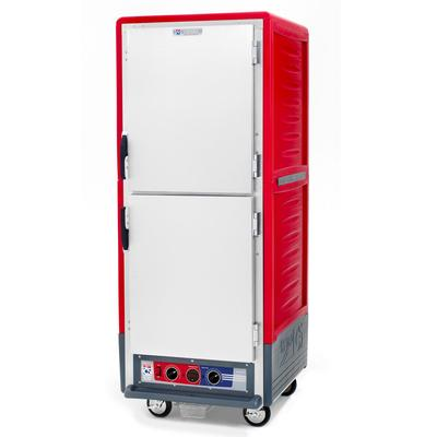 Metro C539-MDS-U Full Height Insulated Mobile Heated Cabinet w/ (18) Pan Capacity, 120v