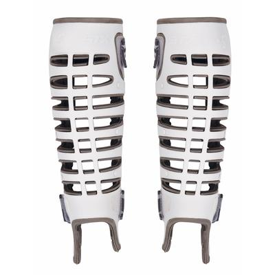 STX Valor Shin Guards White