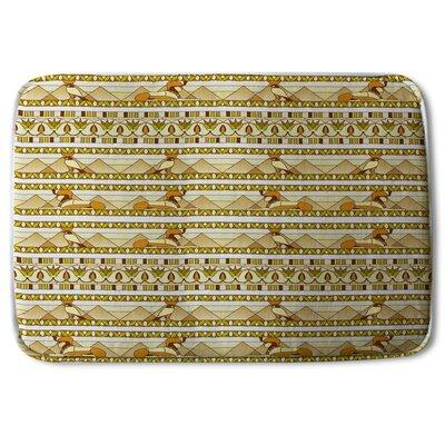 Wayfair For Bloomsbury Market Clair Fine Wind Clear Morning Rectangle Non Slip Bath Rug Polyester In Green Blue Size 21 W X 34 L Wayfair Ibt Shop