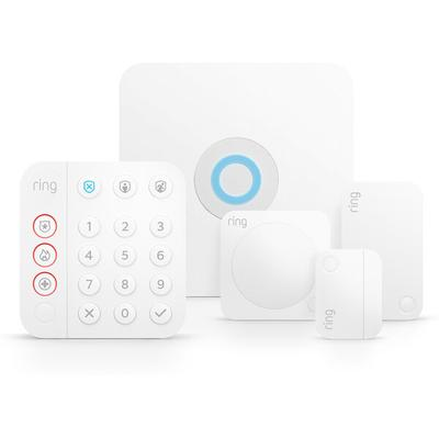 Ring Alarm Five Piece Kit V2