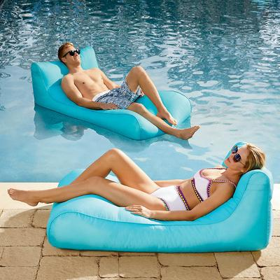 Drift Chaise Float - Aruba - Frontgate