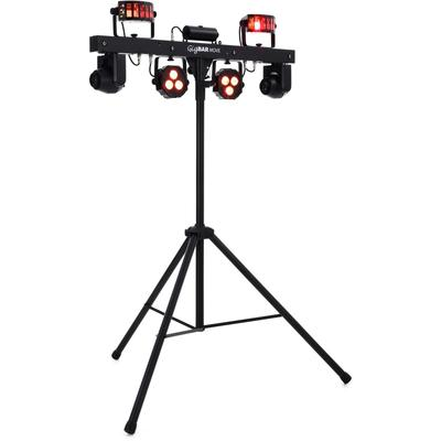 Chauvet DJ Gig Bar Move 5-in-1 LED Lighting System with 2 Moving-head