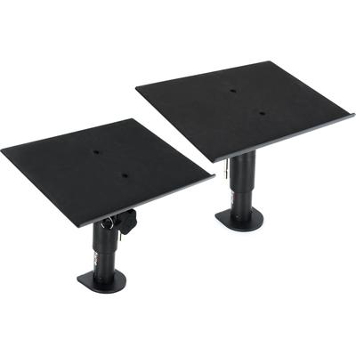 Gator Frameworks GFWSPKSTMNDSKCMP Frameworks Clamp-On Studio Monitor Stands