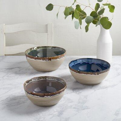 Shop World Menagerie Salad Serving Bowls On Dailymail