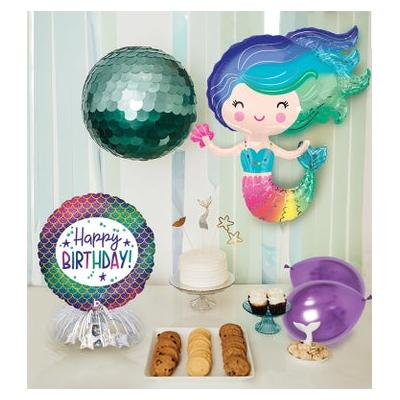 Mermaid Balloon...
