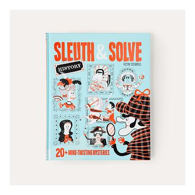 Sleuth & Solve Logic Puzzles