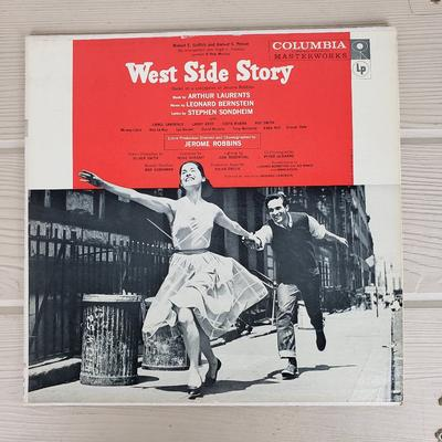 Columbia Other | Columbia Masterworks West Side Story Vinyl Album | Color: black | Size: Os