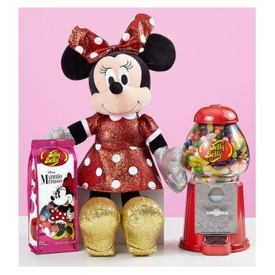 TY® Sparkle Minnie and Jelly Belly Bean Machine Gift Set TY Sparkle Minnie and Jelly Belly Bean Machine Gift Set by 1-800 Flowers