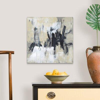 Wrought Studio Neutral Exercise Ii By Jennifer Goldberger Painting Print On Canvas Format Wrapped Canvas Canvas Fabric In Brown Wayfair Shefinds