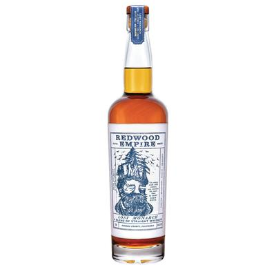 Redwood Empire Lost Monarch American Whiskey Whiskey