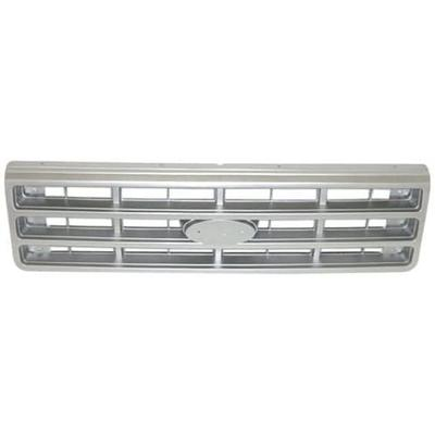 1989-1991 Ford F350 Grille Assembly - Action Crash